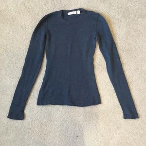Inhabit cashmere sweater. Size medium.